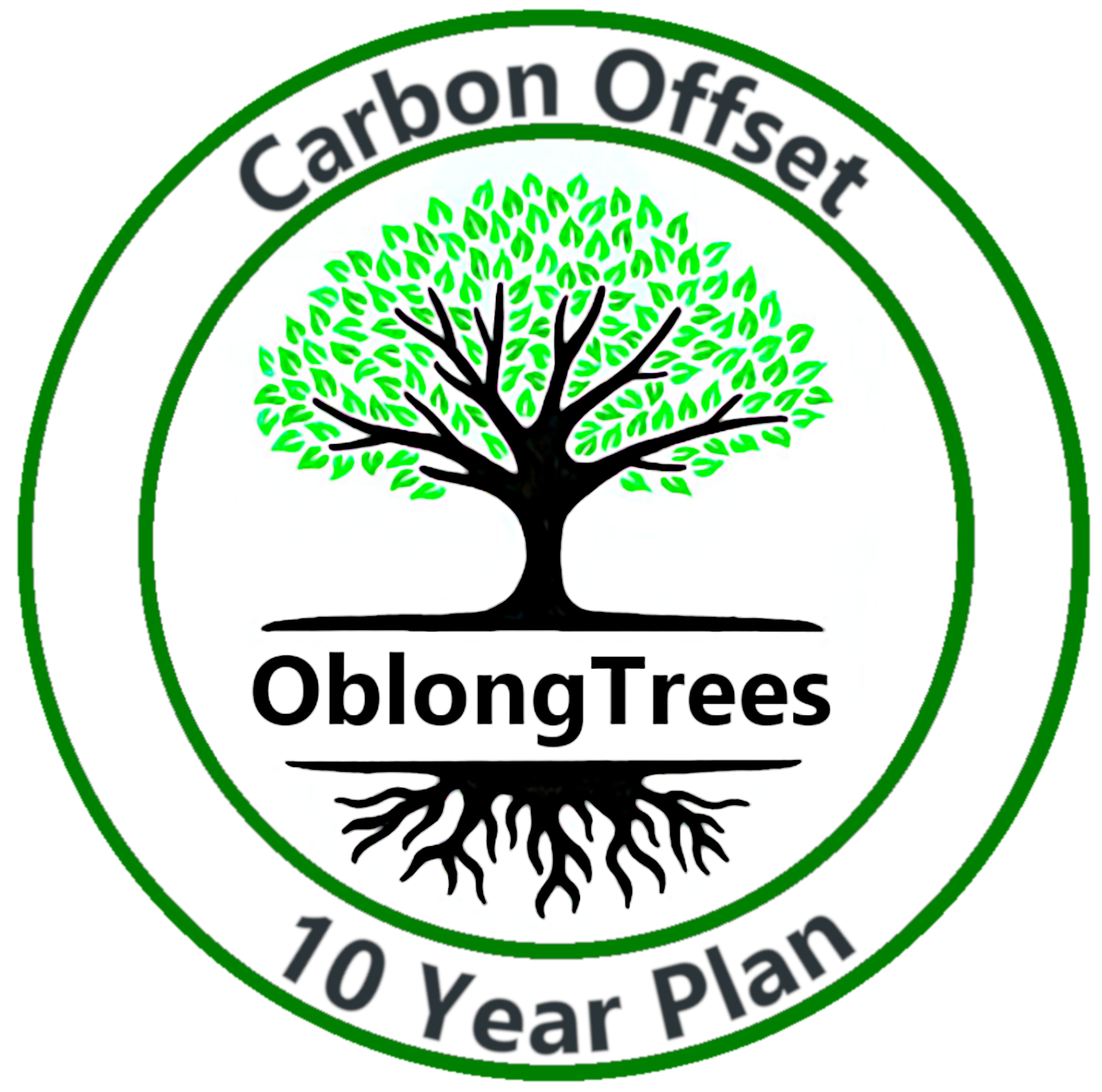 Oblong Trees Carbon Offset